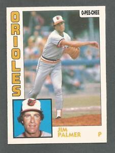 1984-OPC-O-Pee-Chee-Baseball-Jim-Palmer-194-Baltimore-Orioles