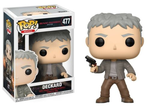 Deckard Brand New In Box Funko Blade Runner 2049 POP Movies
