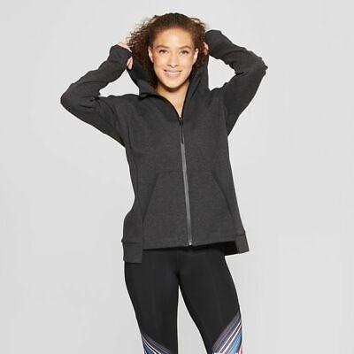 C9 Champion Womens Lightwieght Full-Zip Hooded Jacket