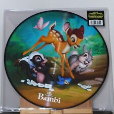 Disney - Music From Bambi / LP (00050087329525) Picture Disc
