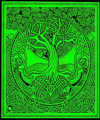 Courtney Davis Design Tree of Life Tapestry!