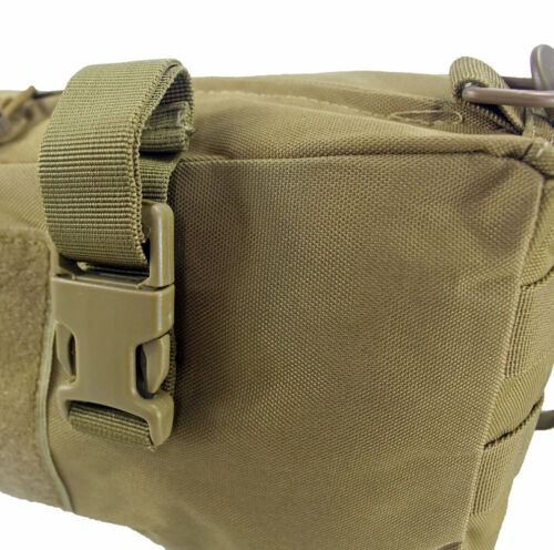 Tactical Molle Bag Pouch Multi-Purpose Waist Pack for Camping Hiking