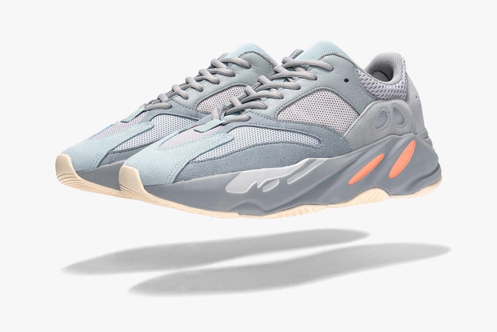 Adidas Yeezy Boost 700 Inertia Size 7 EG7597 og wave runner 350 v1 v2 static