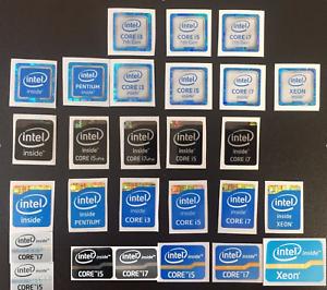Intel-Core-i7-i5-i3-Pentium-Xeon-Badge-Sticker-1st-2nd-3rd-4th-6th-7th-8th-Gen