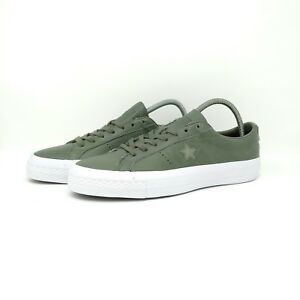 Converse One Star vert olive