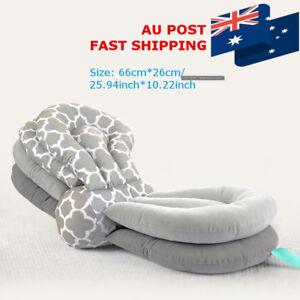 Baby-Elevate-Maternity-Breastfeeding-Nursing-Cotton-Pillow-Support-Adjustable