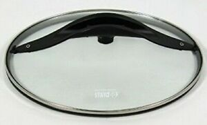 Replacement-Oval-Glass-Lid-Crock-Pot-amp-Slow-Cooker-fits-Rival-SCVP609-KLS