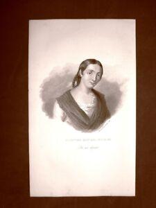 Giustina-Renier-Michiel-Venezia-15-ottobre-1755-6-aprile-1832-Acquaforte-1849