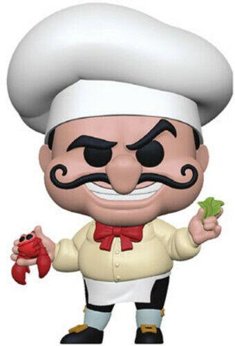 Little Mermaid - Chef Louis - Funko Pop! Disney: (Toy New)
