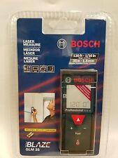 Bosch GLM 35 Laser Distance Measuring Tool 120' SALE Factory Warranty GLM35 NEW