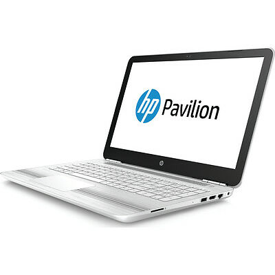 "HP Pavilion 15-au072sa 15.6"" Laptop White 8 GB RAM 1 TB HDD Windows 10"