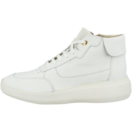 GEOX D Rubidia B Schuhe Women Damen Sneaker Halbschuhe white D84APB00046C1000