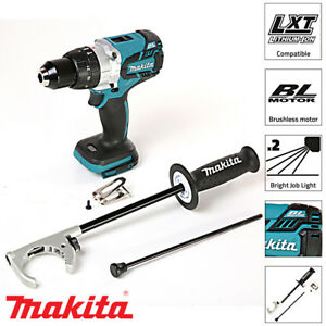 Details about Makita DHP481Z 18V Cordless Li-ion Brushless Combi Hammer  Drill Body Only