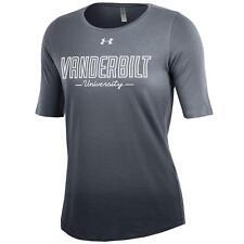 Vanderbilt Commodores Under Armour NCAA Energy Men/'s 1//4 Zip Performance Shirt