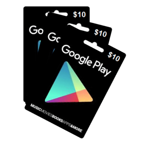 Google Play Card 10 USD / FAST EMAIL DELIVERY | eBay