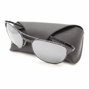 c0aefcbdfc5 Ray Ban Signet 3429 M 002 40 Black Grey Mirror New Authentic ...