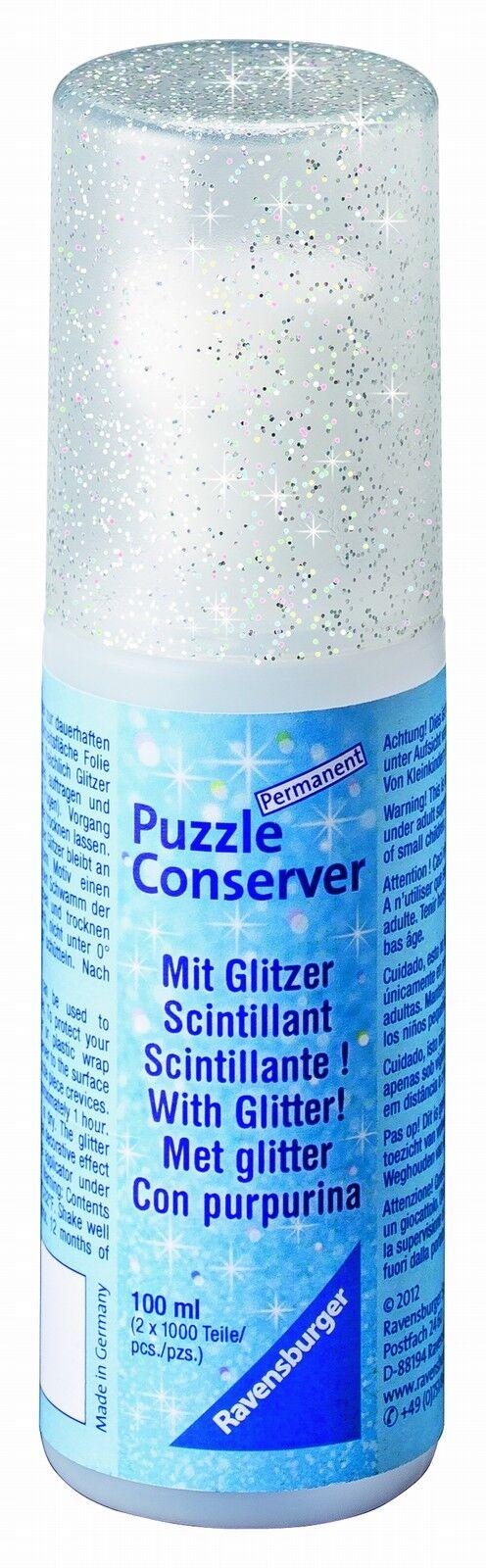 Ravensburger Ravensburger Ravensburger Puzzle Puzzlekonservierer Puzzlekleber Conserver Glitter Adhesive e9ce18