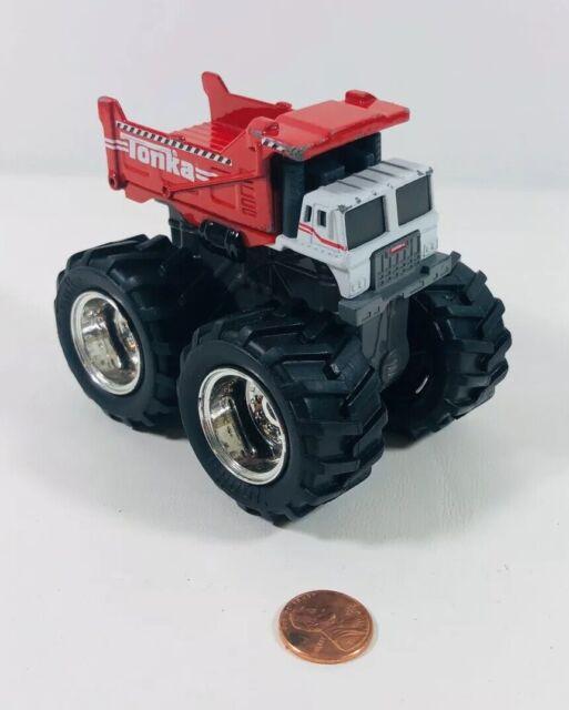 Tonka Diecast Bodies Red Monster Dump Truck Bb3 For Sale Online Ebay