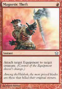 MAGNETIC THEFT Fifth Dawn MTG Magic the Gathering DJMagic