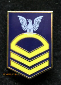 146b9b6f Details about CHIEF PETTY OFFICER CPO E-7 HAT PIN US NAVY ENLISTED SAILOR  GIFT VETERAN USN WOW