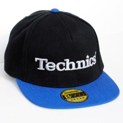 Technics Dj Snapbacks-officially Licensed-ltd Edition-mostra Il Titolo Originale