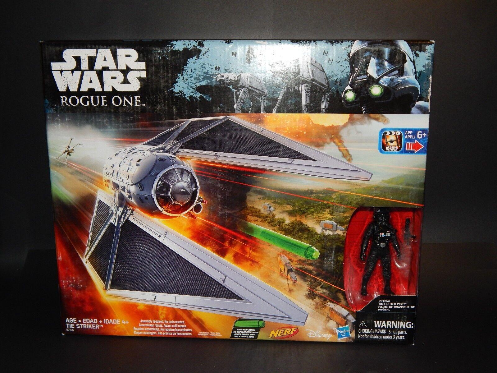 Venta barata Estrella Wars Wars Wars Rogue 0ne Corbata Striker sin usar y en caja sellada  suministro directo de los fabricantes