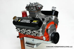 632ci big block chevy pro street engine 925hp built to order dyno image is loading 632ci big block chevy pro street engine 925hp malvernweather Choice Image
