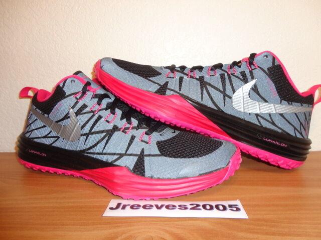 new style a5648 b5055 Nike Lunar TR1 NRG OREGON DUCKS Sz 10 100% Authentic Trainer KAY YOW Think  Pink