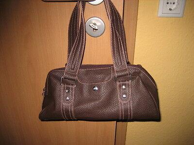 Damen Handtasche MNG, Braun