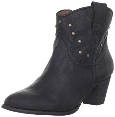 Corso Como Women's Adona Ankle Boot, Black Havana SZ 7.5 M