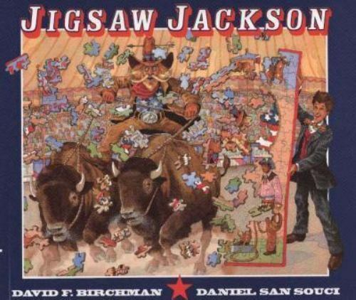 Jigsaw Jackson by David F. Birchman