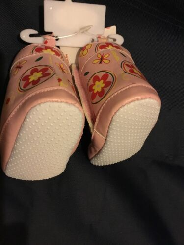 Baby Girls Boots Pink Booties Boots Pram Shoes New 0 to 18 months first shoes