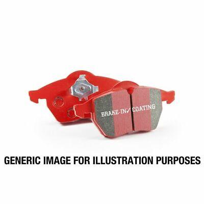 EBC Brakes DP32145C EBC Redstuff Ceramic Low Dust Brake Pads Fits Focus MKC