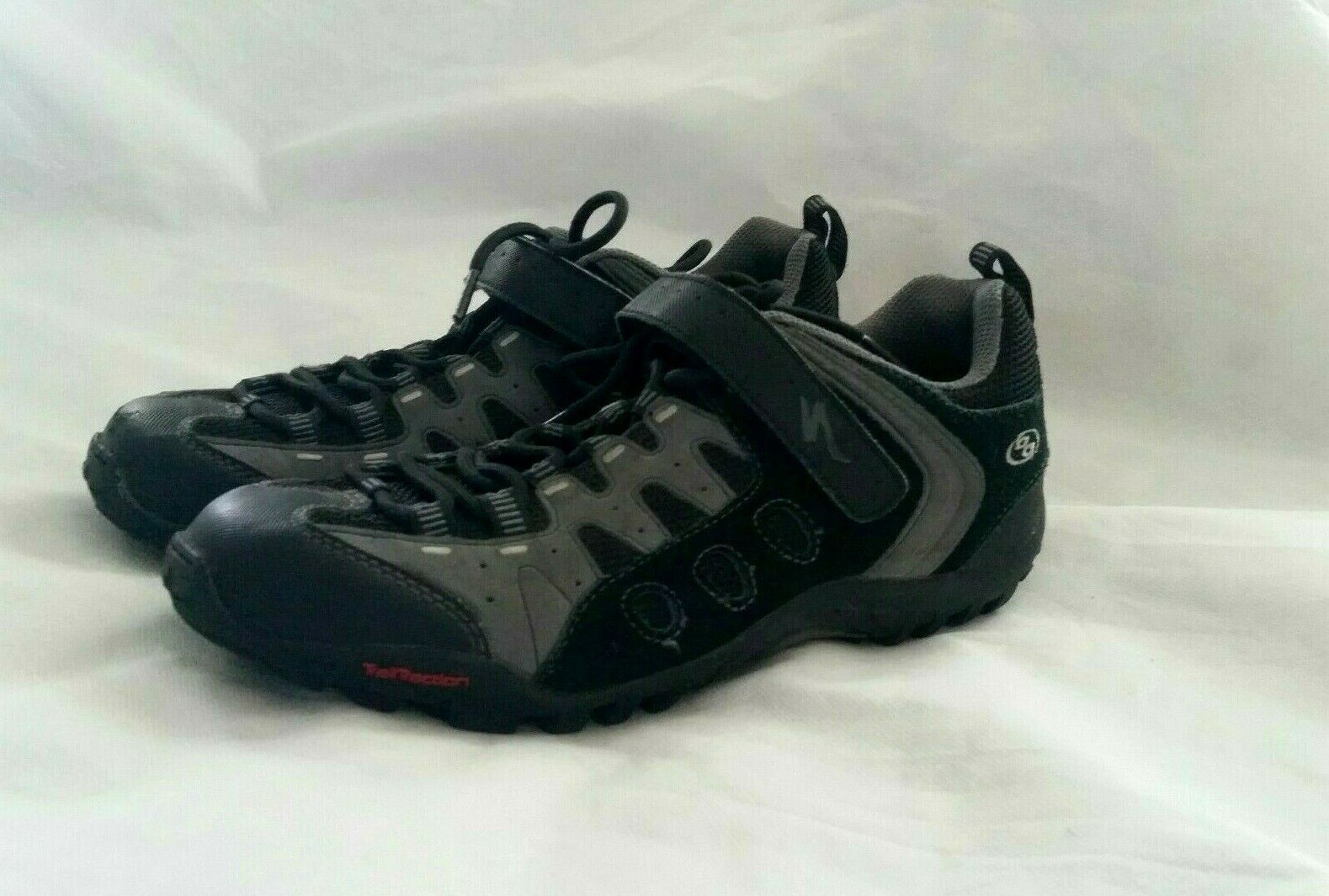 Specialized Trail Traction Mountain Biking scarpe Sz 7 EUR 39 Trail Traction GUC