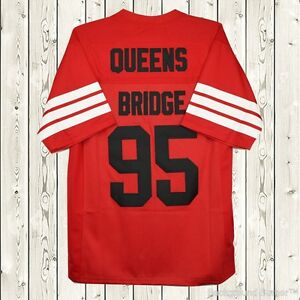 ed84abd41 Image is loading Prodigy-95-Hennessy-Queens-Bridge-Movie-Stitched-Football-