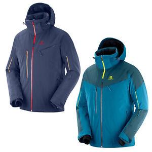 Details about Salomon Icespeed Jacket Men's Snowboard Ski Winter Sports