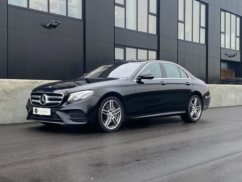Mercedes E350 d 3,0 AMG Line aut. 4d
