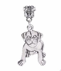 Bulldog-Dog-Animal-Puppy-Pet-Rescue-Shelter-Dangle-Charm-for-European-Bracelets