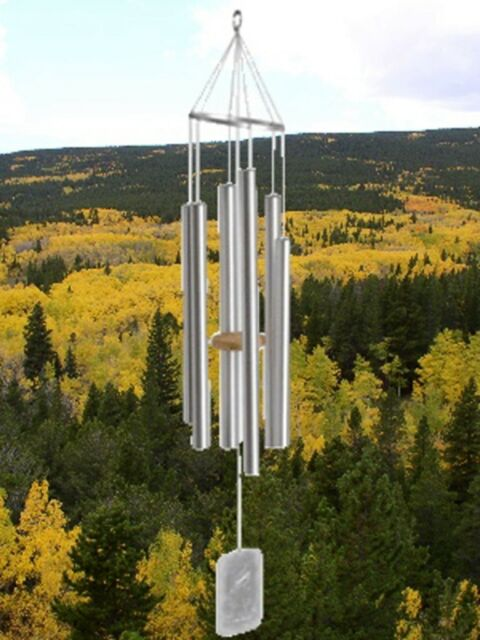 Grace Note Tuned Wind Chime Stardust 42 For Sale Online Ebay