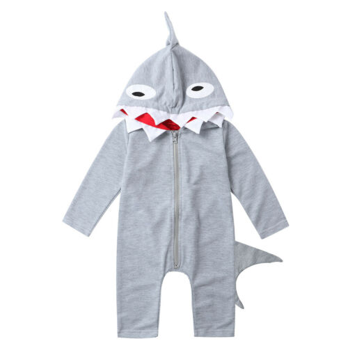 Unisex Baby Boys Girls Romper Jumpsuit Top Outfits Gentleman Sleepwear Clothes