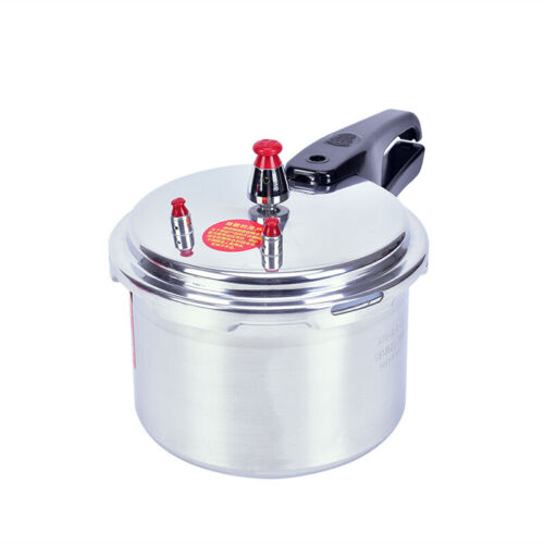 3L 18cm Aluminum Alloy Pressure Cooker Rice Beans Meat Soup Steaming CookingSN