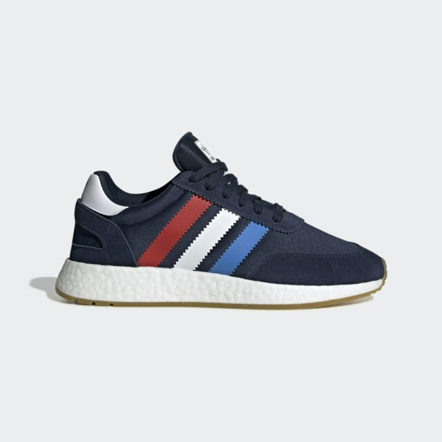 fafc0a75 Adidas Originals I-5923 [BD7814] Men Casual Shoes Navy/Red-Blue