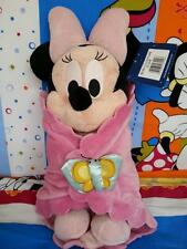 Disney Babies Minnie Mouse Pink Blankets Plush Doll toy Gift