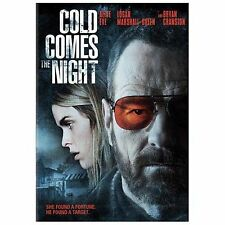 Cold Comes the Night,  Alice Eve, Bryan Cranston, Leo Fitzpatrick, DVD