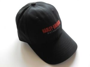 Harley-Davidson-Traditional-Baseball-Cap-Kappe-Muetze-schwarz-99426-18VM