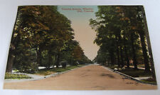 Antique 1914 VICTORIA AVE WINDSOR Ontario Canada Picture Photo Postcard