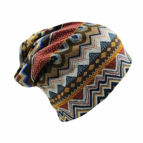 Damen Mütze Skullies Damen Mode Mehrfarbig Hip Hop Winter Kappe
