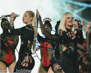 Iggy-Azalea-Rita-Ora-Signed-Autographed-8x10-Photo-COA