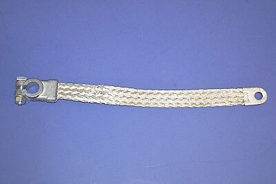 """11/"""" 2 gauge Braided Copper Ground Battery Cable Strap"""