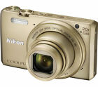 Nikon Coolpix S7000 Full HD Movie Compact Digital Camera 16mp 20 X Zoom Gold
